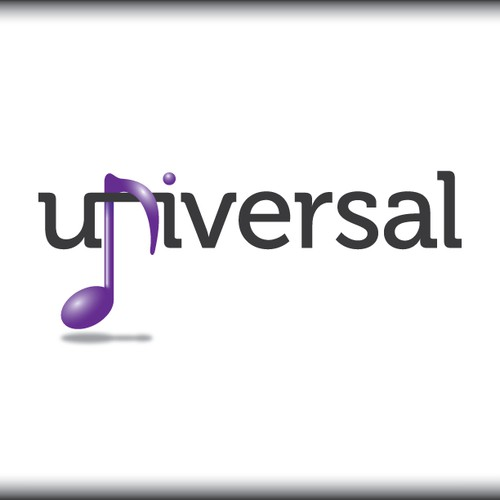 Universal (Corporate Band) needs a new logo
