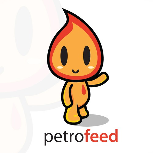 Character design for PetroFeed!
