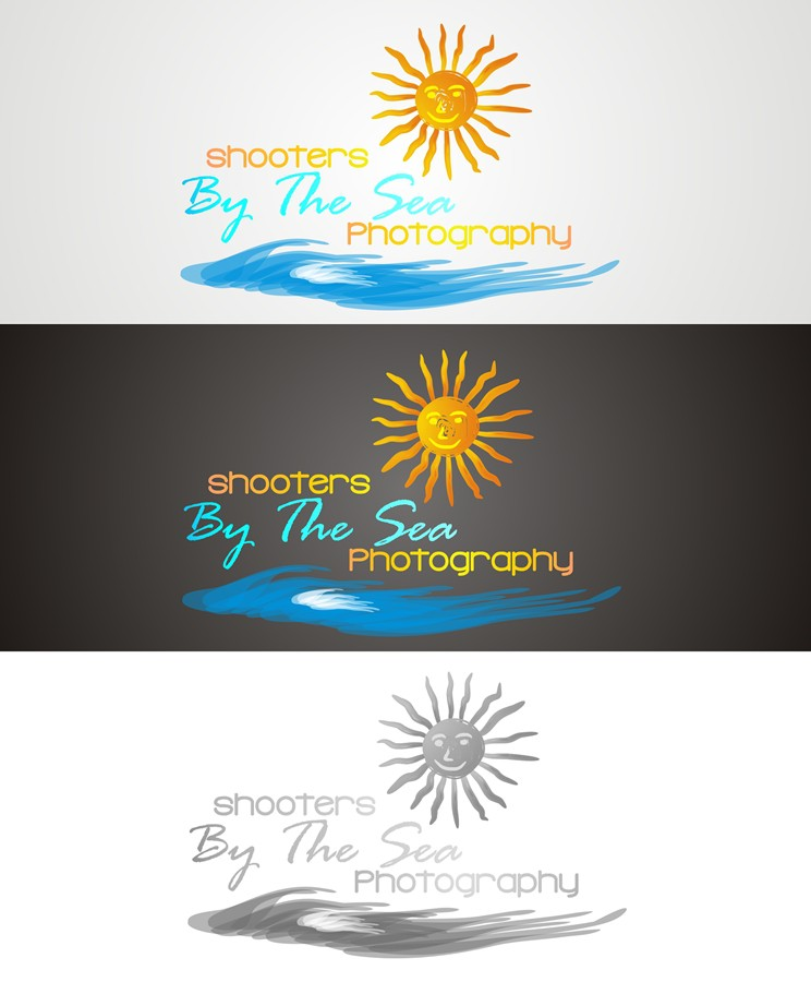 Shooters By The Sea Photography needs a new logo