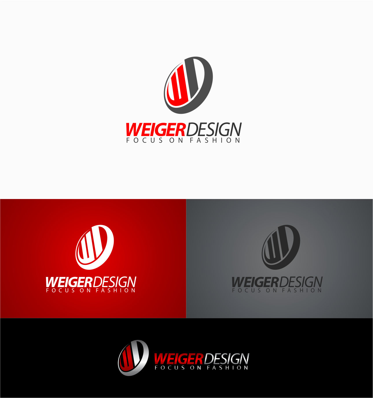 LOGO for an advertising agency, specialized on Fashion