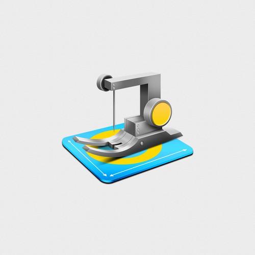Mac app icon concept