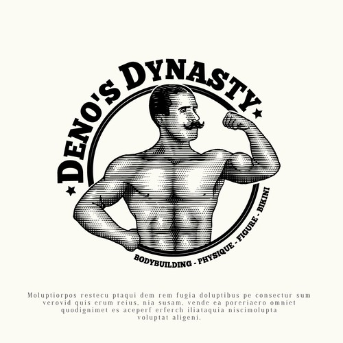 Logo for Deno's Dynasty
