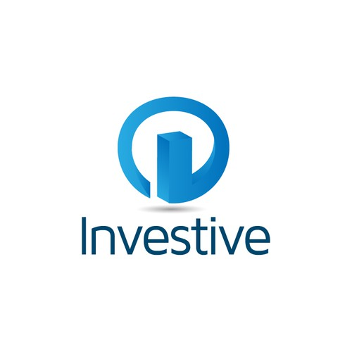 Invest with Investive - Start by Creating a new Logo !!