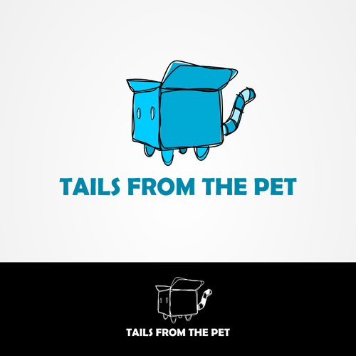 tails from the pet needs a new logo
