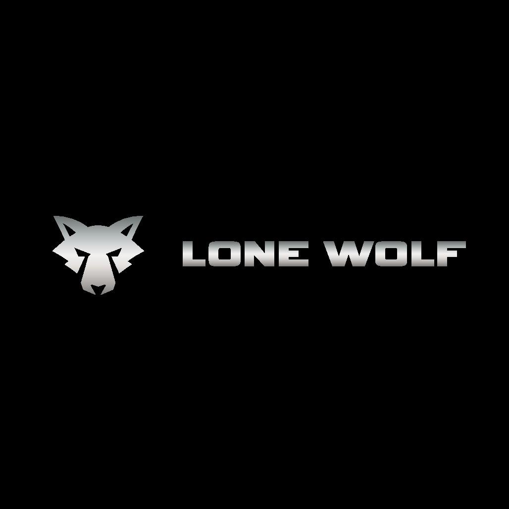 Slight amendment to the lone wolf logo design
