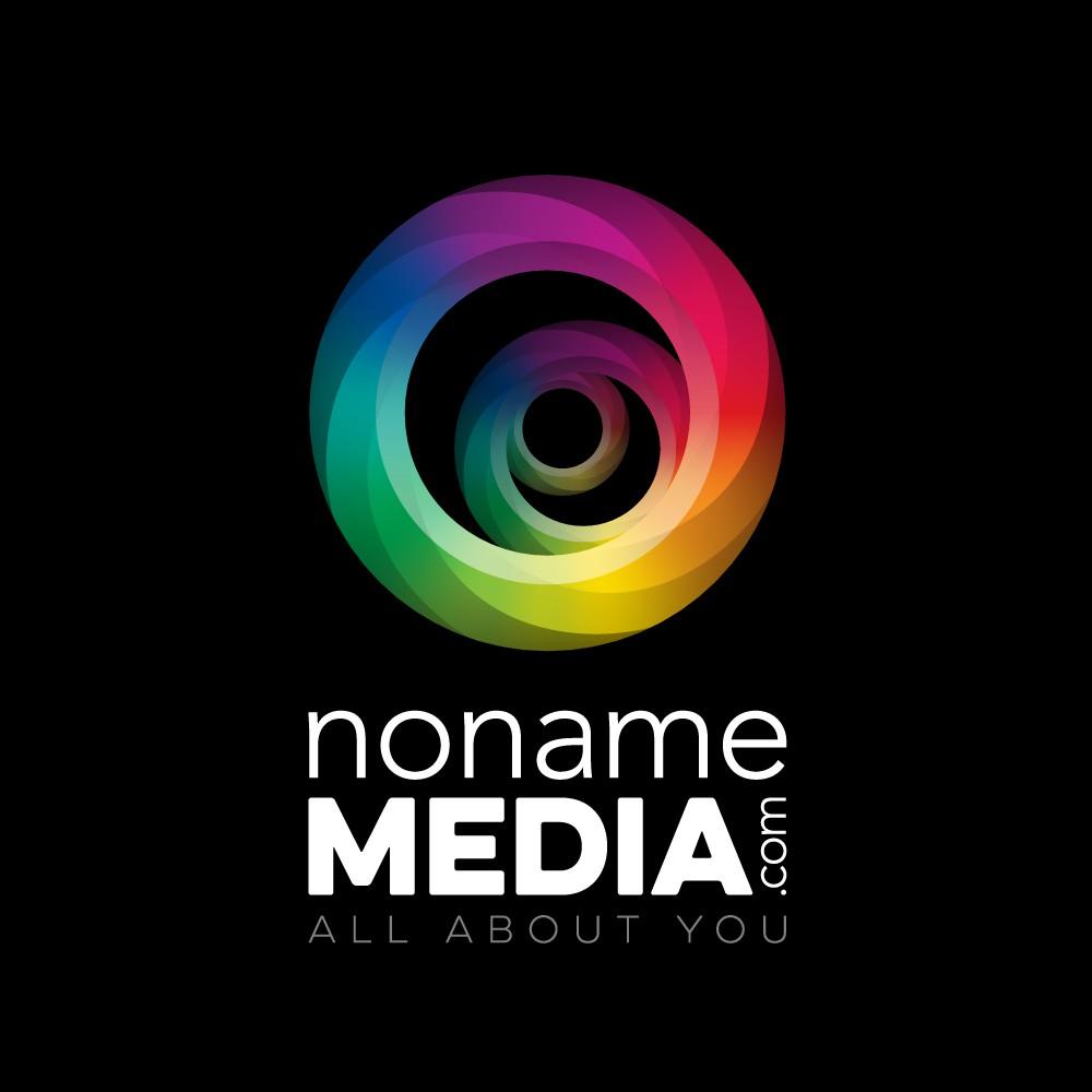 NoNameMedia.com  Logo and Page Design