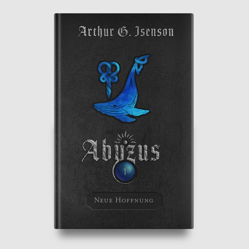 "Cover for the fantasy novel ""Abyzus"""