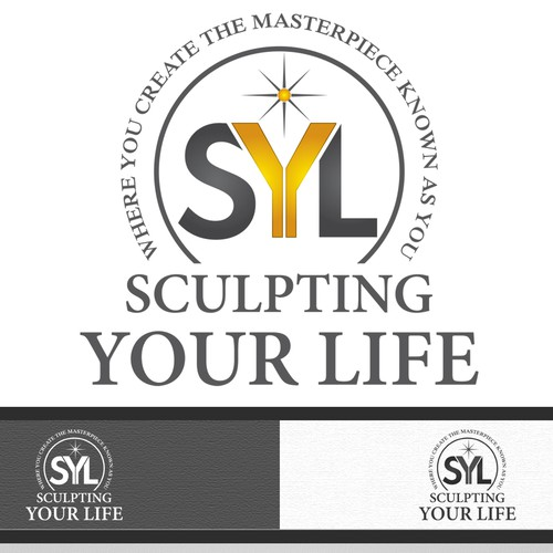 logo for Sculpting Your Life