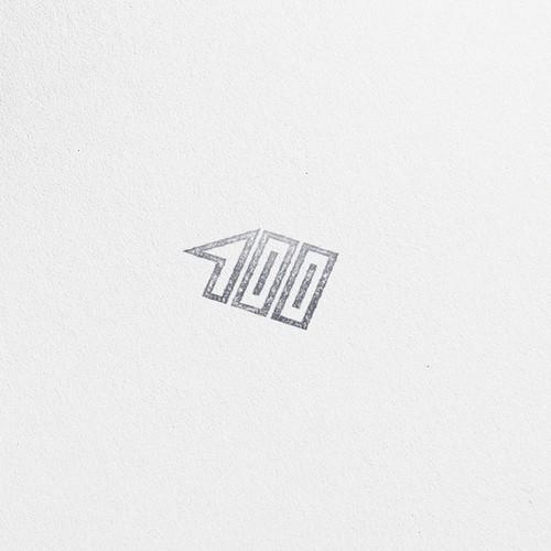 Bold Logo for 100