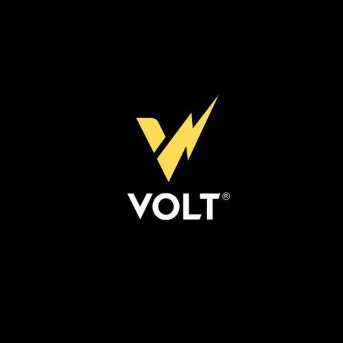 VOLT logo concept