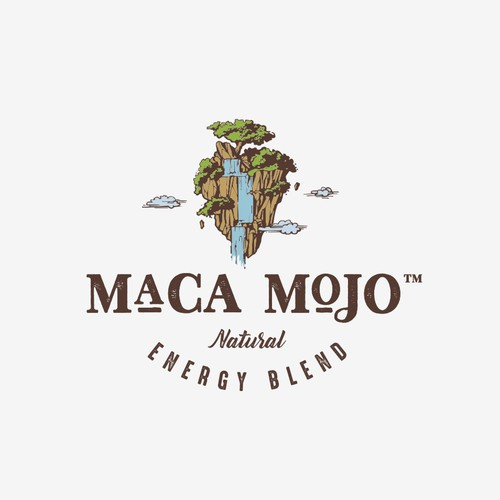 logo for MACA MOJO