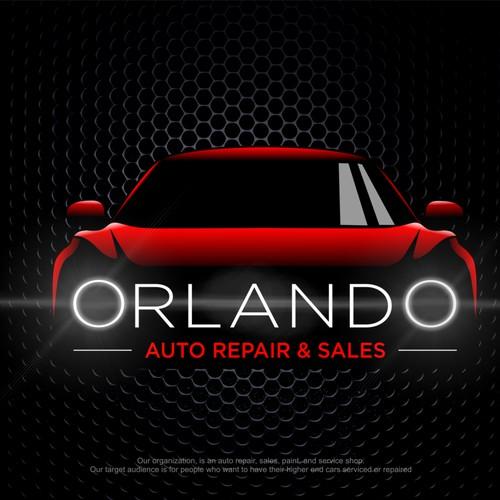 OrlandO Logo Designs