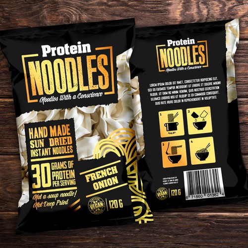 Protein Noodles