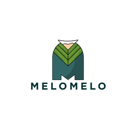 "M Logo ""MELOMELO"""