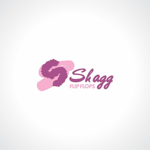 Help Shagg Flip Flops with a new Logo Design