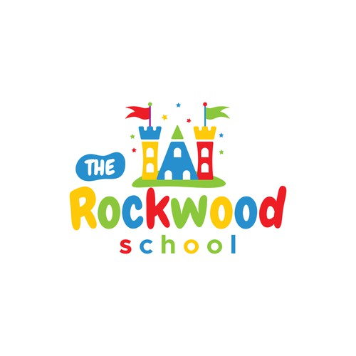 The Rockwood school logo concept..