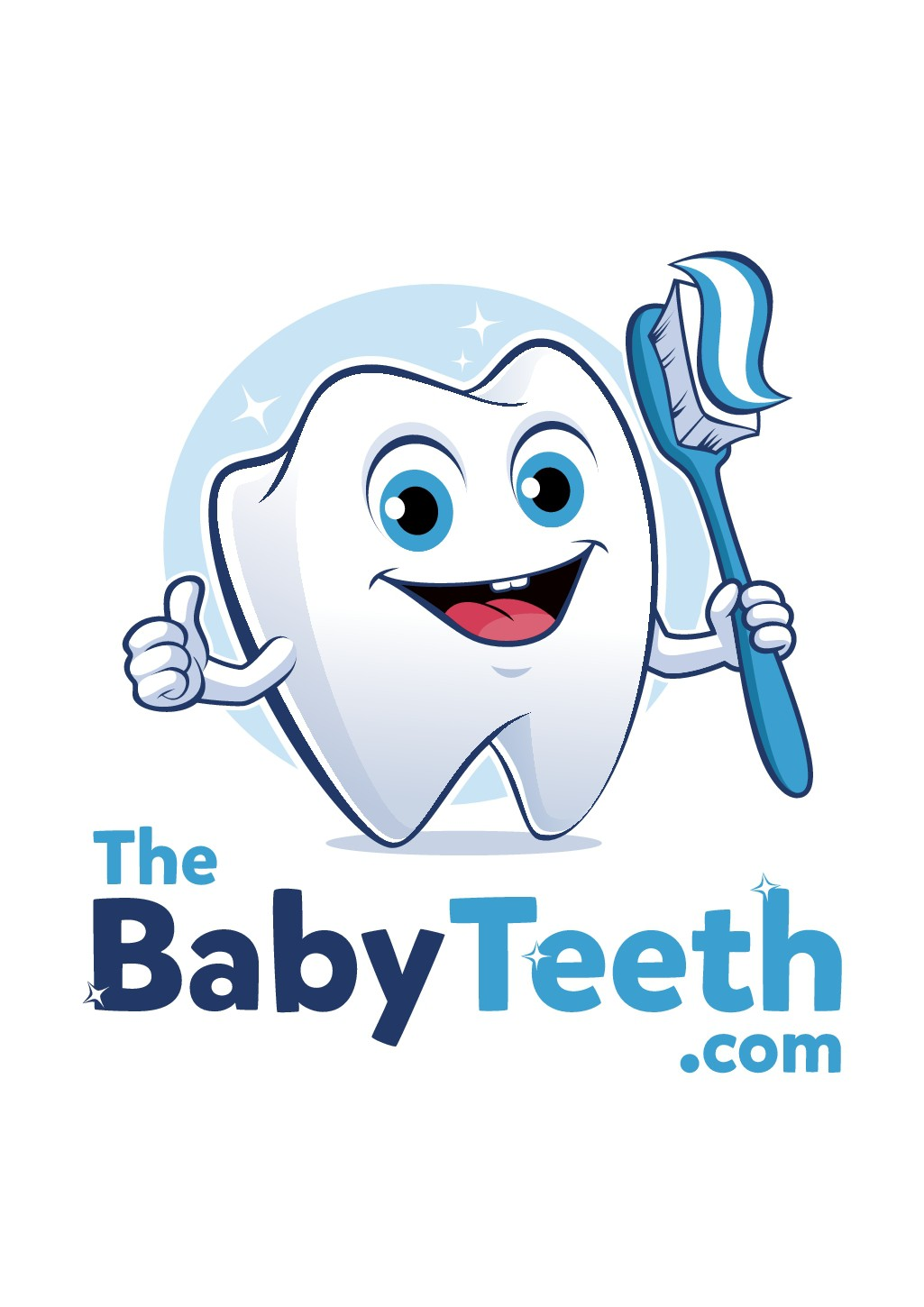 Need a fun logo for the number one educational site about baby teeth