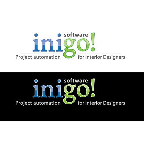 A LOGO FOR INIGO! SOFTWARE  -  used by Interior Designers