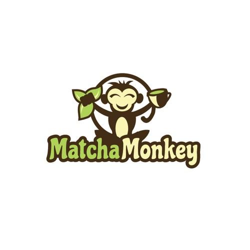 Mathcha Monkey Green Tea Compnay