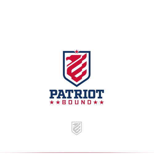Logo design for Patriot Bound