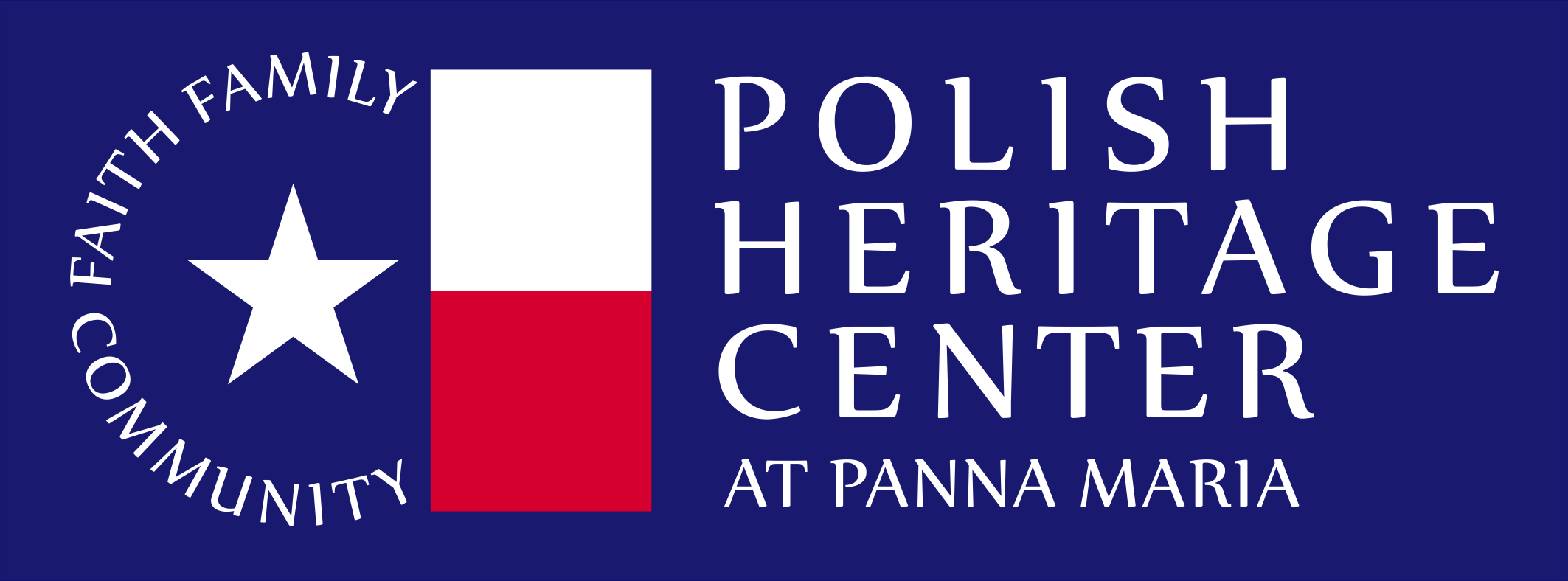 Polish Heritage Center - Panna Maria Texas - Logo creations invited!