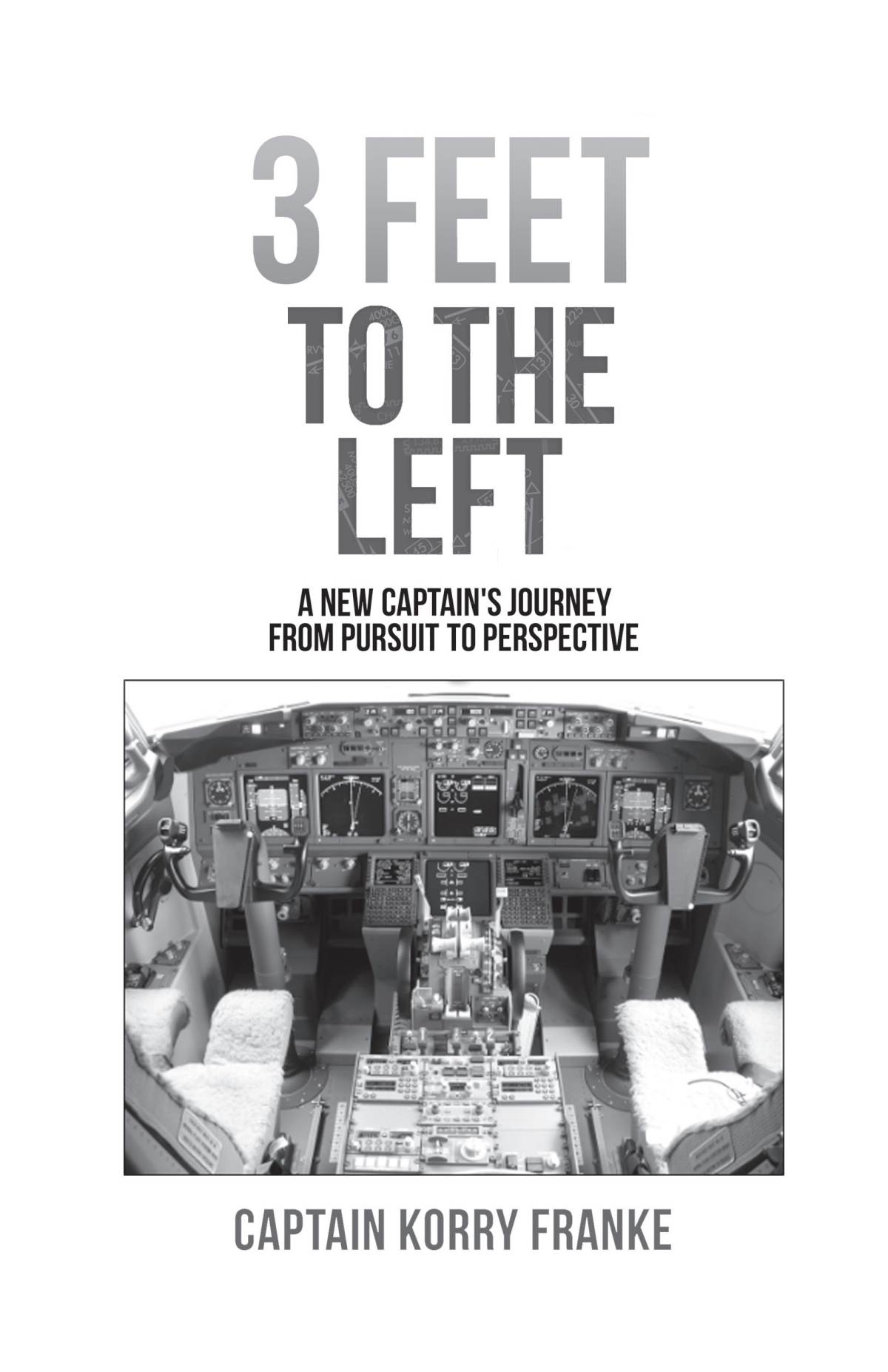 Interior layout and design for pilot's memoir