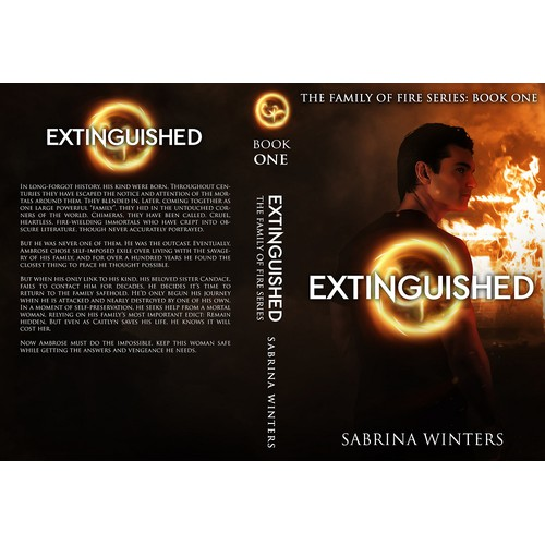 Debut Novel - Extinguished
