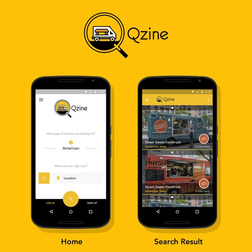 Food Truck App