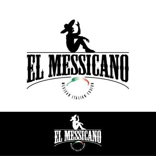 El Messicano needs creative  fun and distinctive logo to be the face of it's truck.