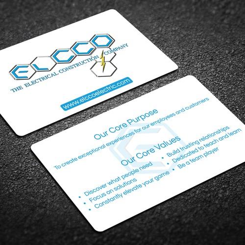ELCCO Core Value Card