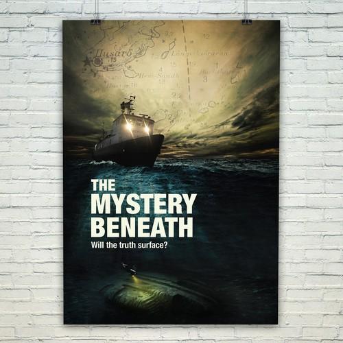 mystery beneath poster