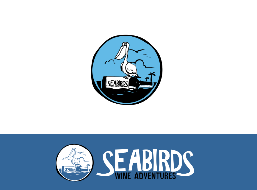 Help Seabirds Jeep & Wine Tours with a new logo