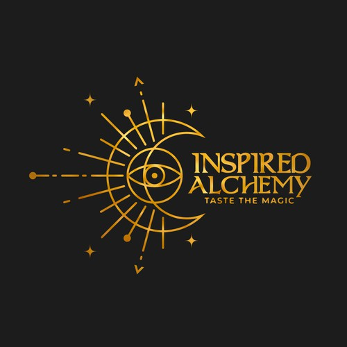 Logo for Inspired Alchemy