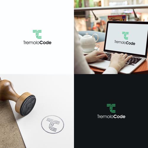 Tremolo Code Logo