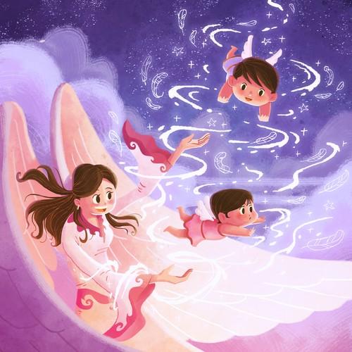 Angel Mother