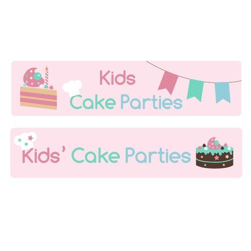 Kids' Cake Parties