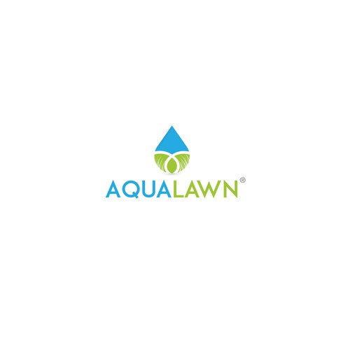 AquaLawn Logo