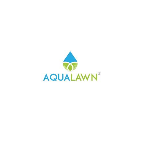 AquaLawn Logo