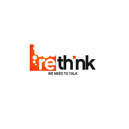 awesome logo for Rethink project