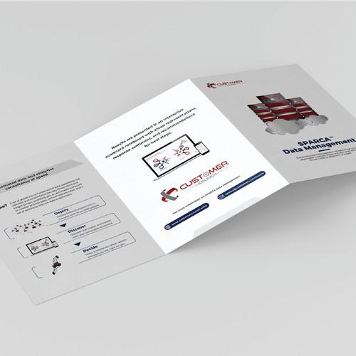Brochure for SPARCA