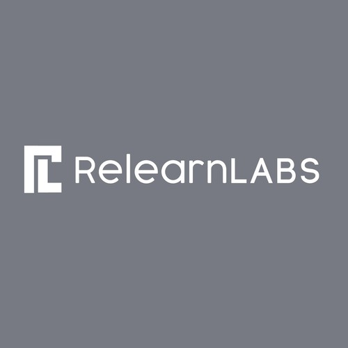 RelearnLabs needs a clean & professional logo