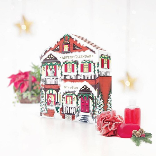 Packaging Design & Structure - Christmas Advent Calendar