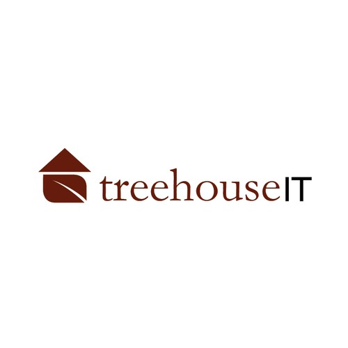Creating a new logo for treehouse IT