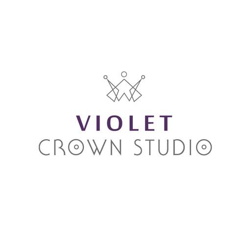 Modern logo design for boutique photography studio