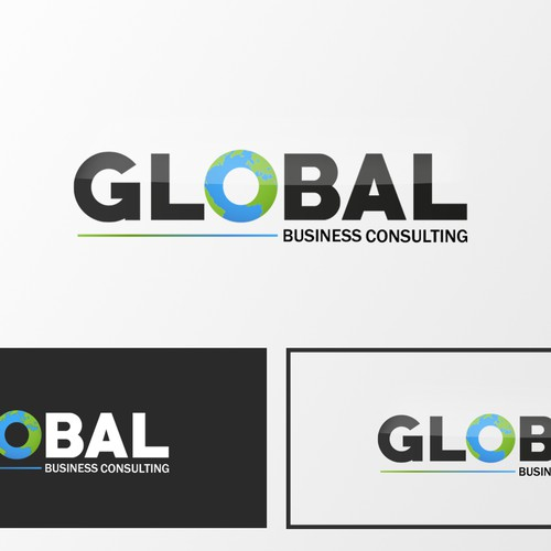 Logo for Global Business Consulting