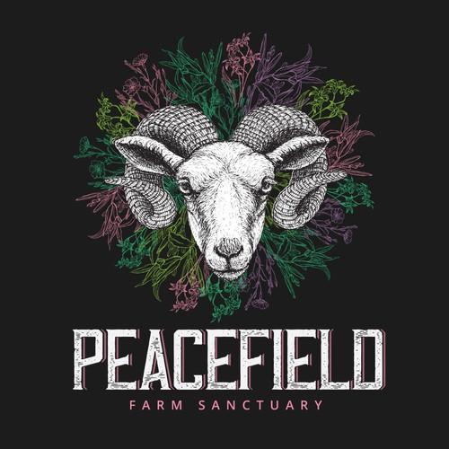 Logo for Animal Farm Sanctuary