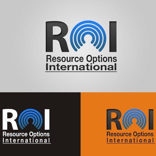 New logo wanted for Resource Options International or ROI