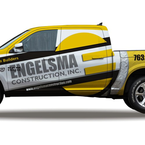 van wrap for engelsma