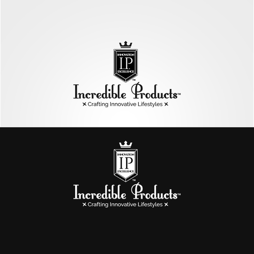 Logo for a high end products.