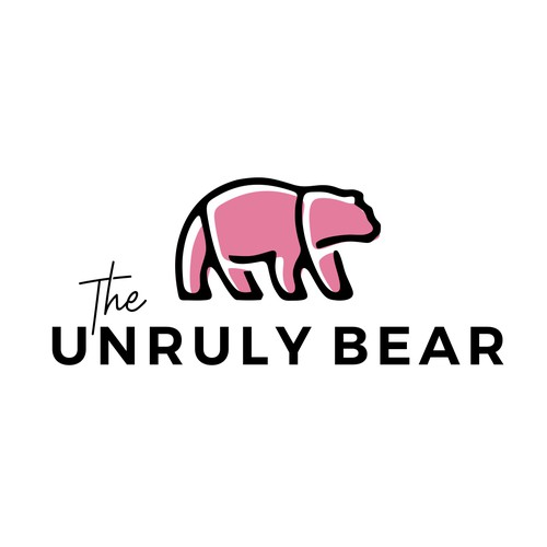 Logo Designs for The Unruly Bear